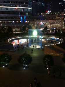 Apple in Shanghai
