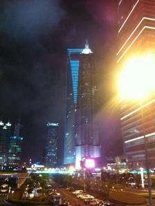 Jinmao Tower & Shanghai Financial Center