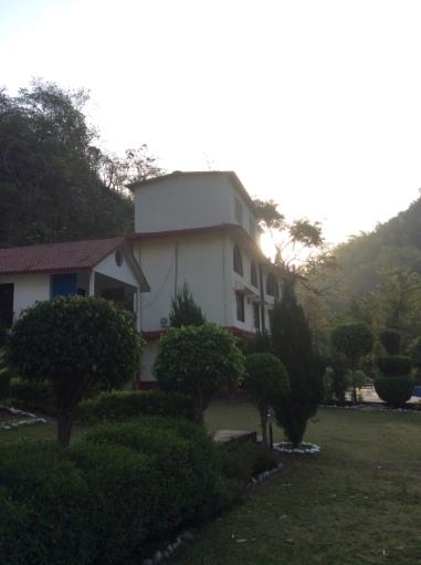 Main House at Sattva