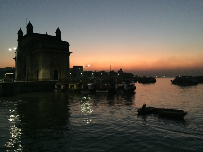 Gateway to India at Dawn