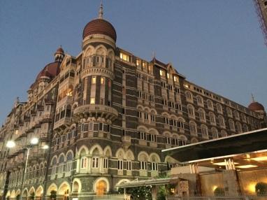 Taj Palace Hotel in Mumbai