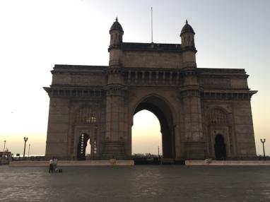 Gateway After Sunrise