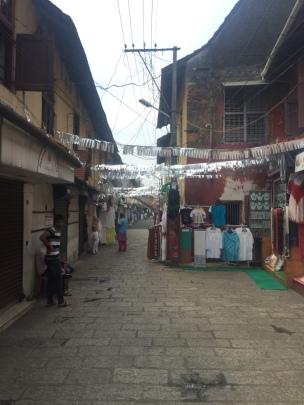 Streets of Fort Kochi