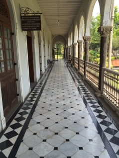 Halls of palace