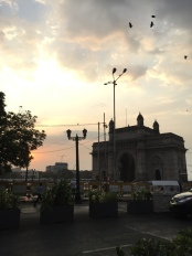 Gateway of India at sunrise