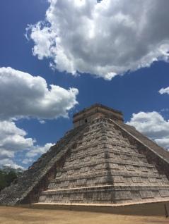 El Castillo at Chichen Itza